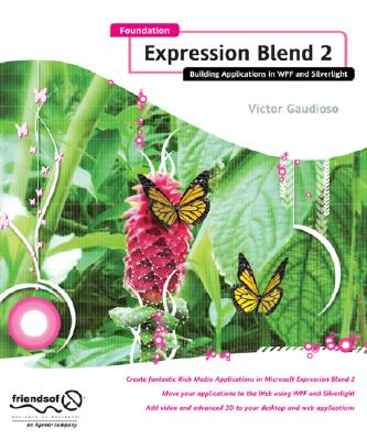 Foundation Expression Blend 2 By Gaudioso, Victor
